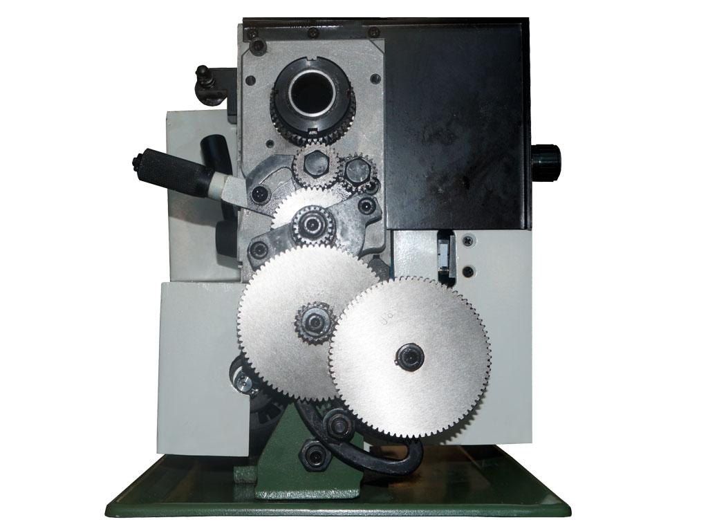 Mini Tornio per lavorare i metalli Metalli modello Edison 400 proddotto da Damatomacchine