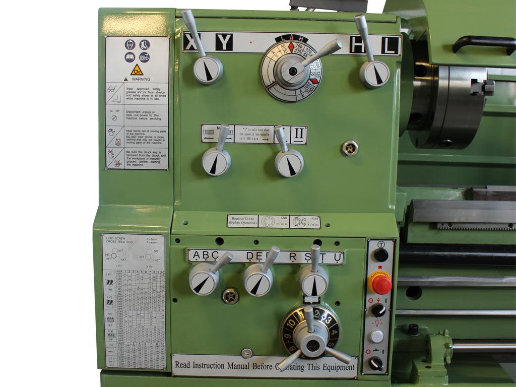 Tornio Professionale Dynamic 2000 di Damatomacchine