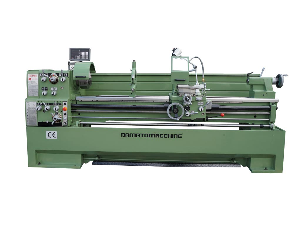 Professional Bench Lathe Titanius 2000 Digit by damatomacchine