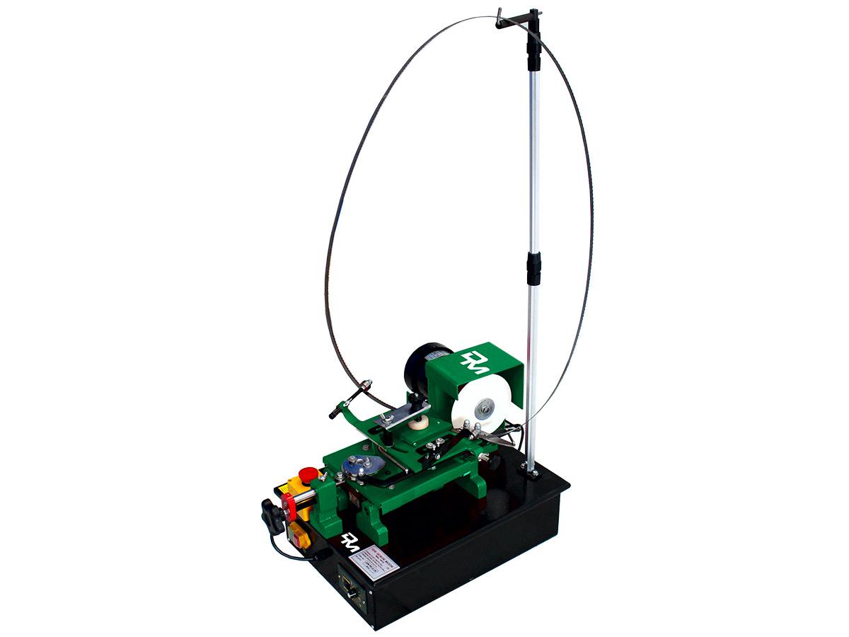 sharpening machine for bandsaw blades