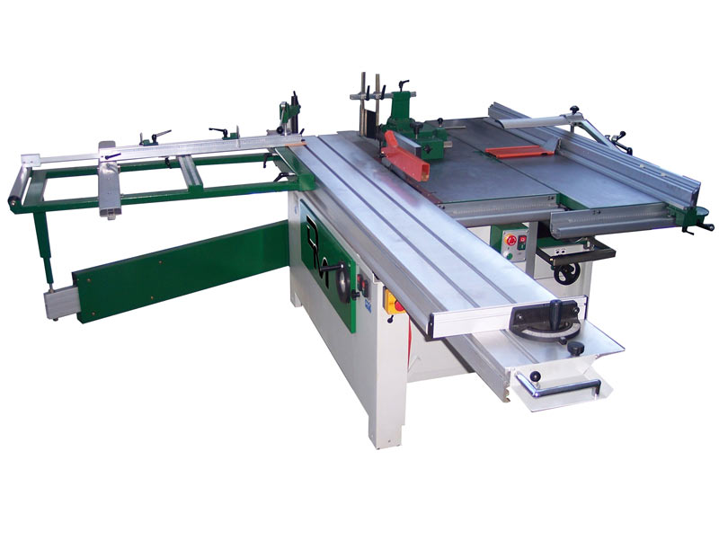 Professional 7 Function woodworking machine model America 2600-350 powered by Damatomacchine