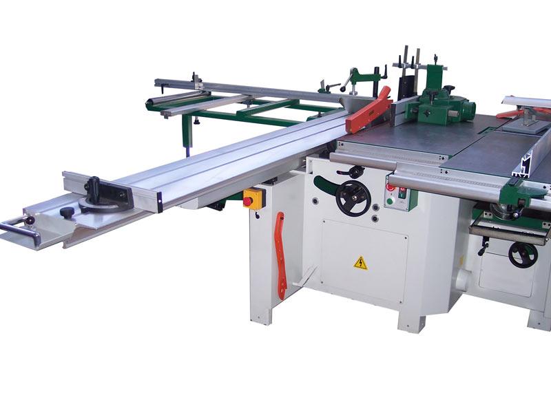 Professional 7 Function woodworking machine model America 2600-350 powered by Damatomacchine