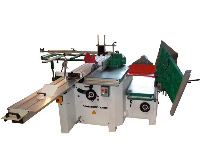 Combiné à bois professionel America Pro 3000-410