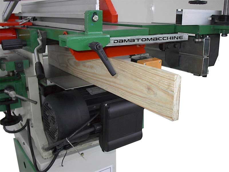 small woodworking combination machine model Andromeda Standard powered by Damatomacchine