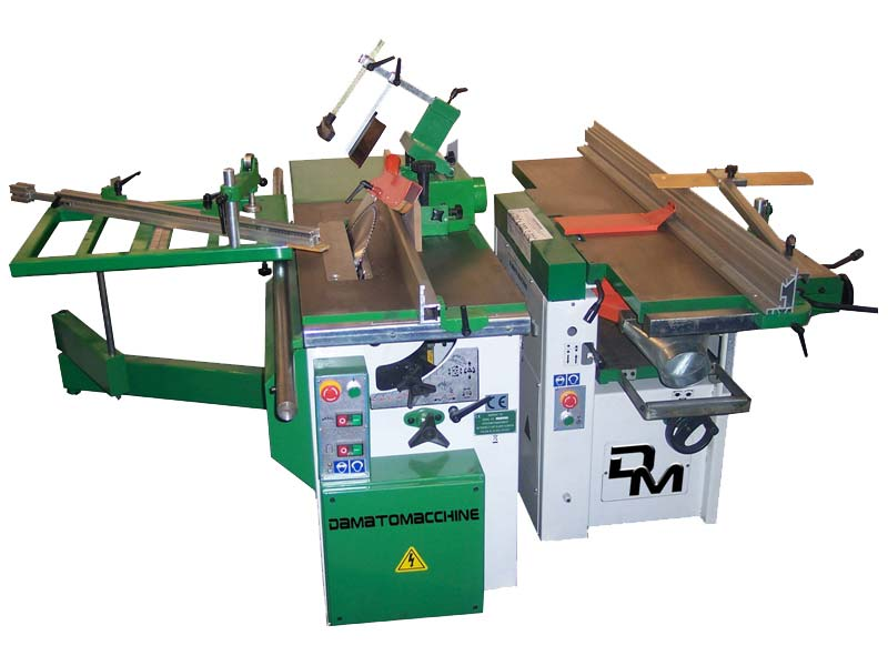 Split combination machine America Standard