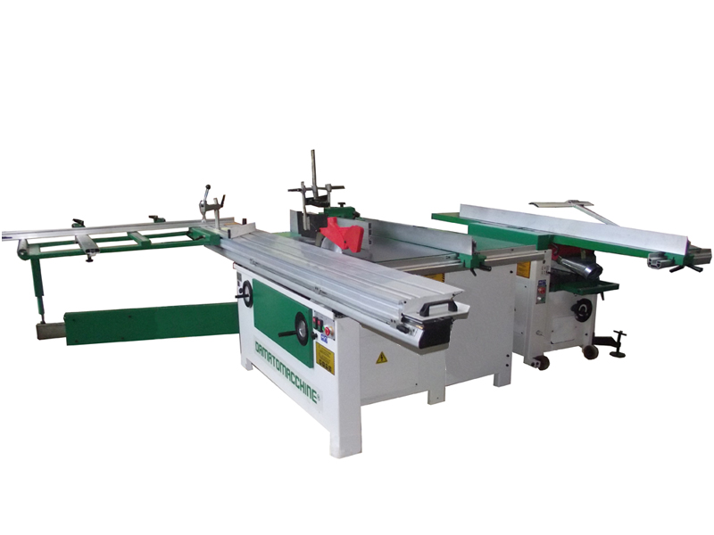 Professional woodworking combination machine model Split America PRO 2100-410 by Damatomacchine