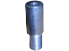 Cone adapter for cutters mounted on woodworking machines diameter 6 mm