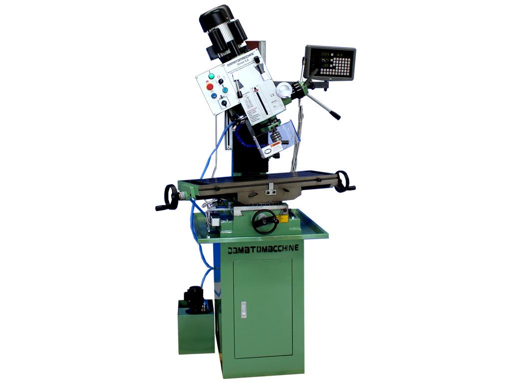Fresadora para metales Orion 3.2 Digit de damatomacchine