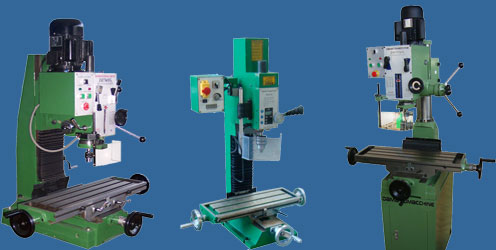 Metalworking Milling Machines
