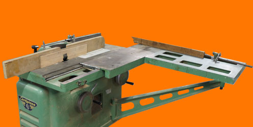 Macchine utensili usate per legno
