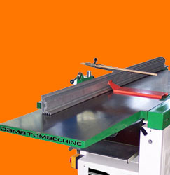 Surface Thickness Planers