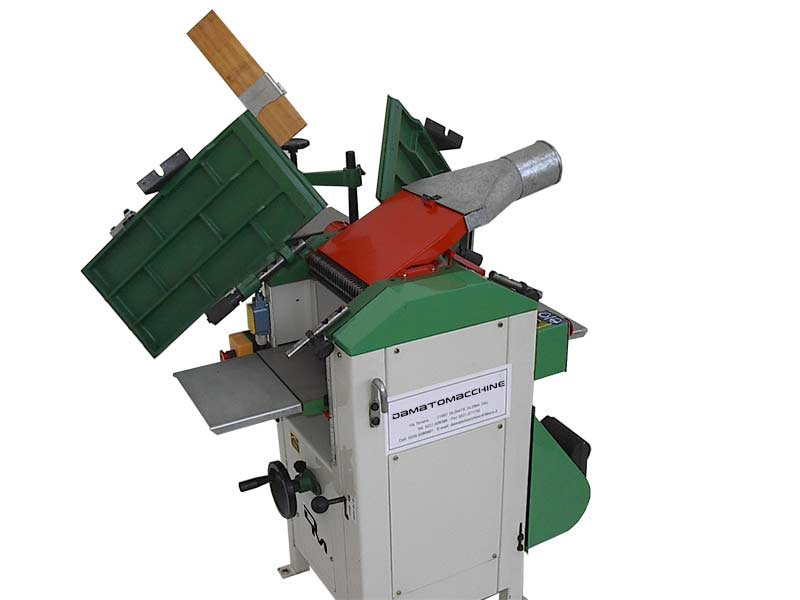 Thicknessers Planer  FSC 260 model by Damatomacchine