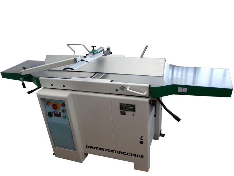 Woodworking Professional Surface Thickness Planer model FSC PRO 410 by Damatomacchine