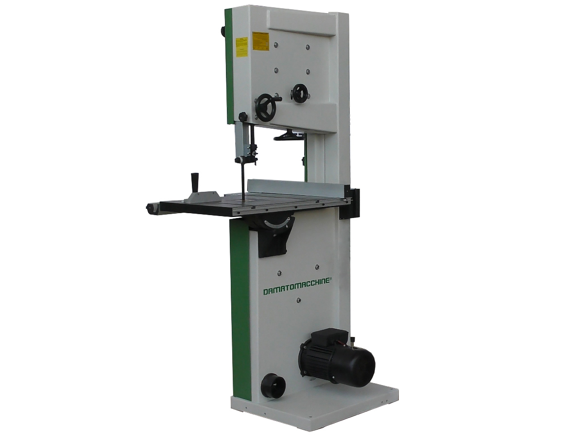 Band Saw PRIMA 45 by Damatomacchine