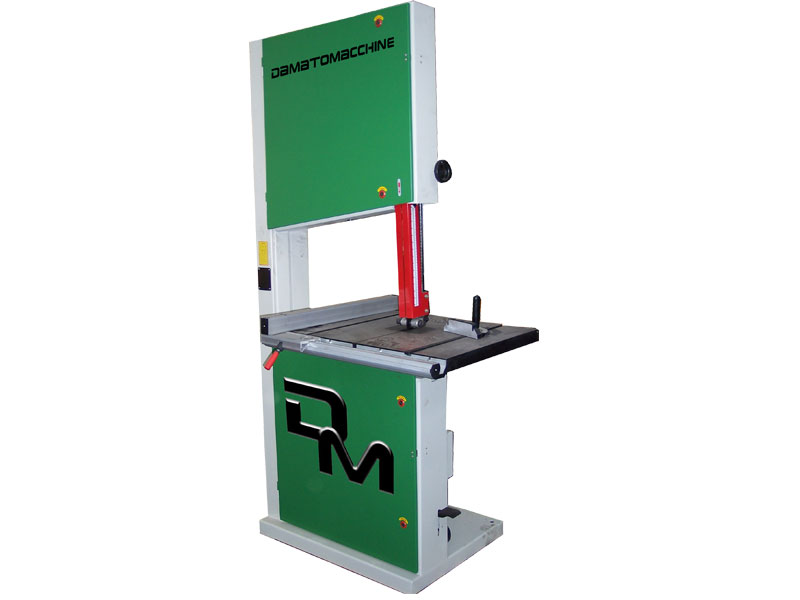 Professional Band Saw Prima 70 by Damatomacchine