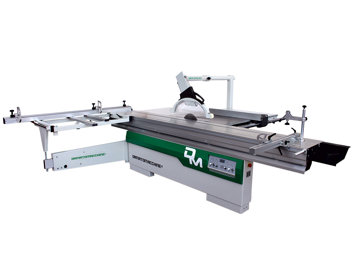 Optima 3200-400 professional squaring machine of damatomacchine