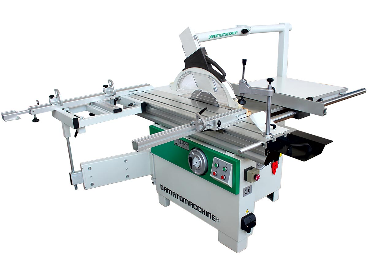 Optima 1600-315 Professional Squaring Machine
