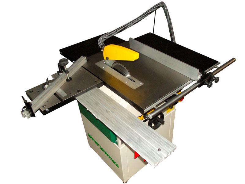 Escuadradora para la madera modelo Voyager SC2 de Damatomacchine