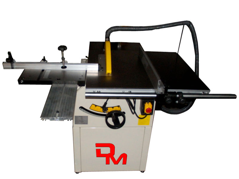 Woodworking Table Saw with Circular Blade Tilt of diameter 250mm