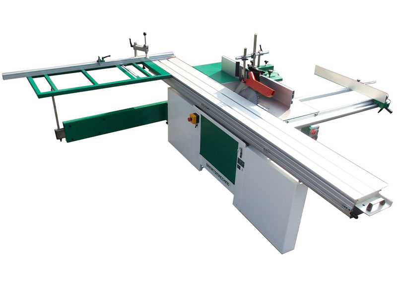 Woodworking Sliding Table Saw TSI Super 3000