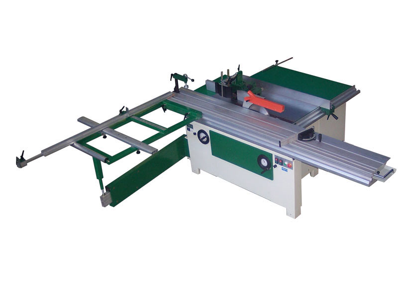 Professional Sliding Table Saw with Spindle Moulder and Crosscut Capacity of 3000 mm model TSI PRO 3000 by Damatomacchine