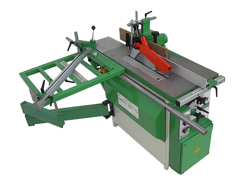 Woodworking Slide Table Saw Tsi Standard by Damatomacchine
