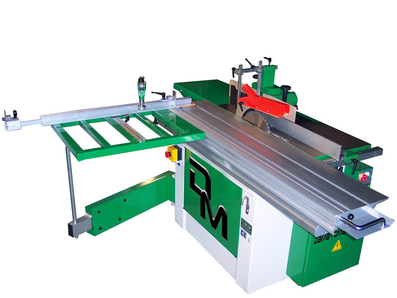 Woodworking Sliding Table Saw TSI Super 1600