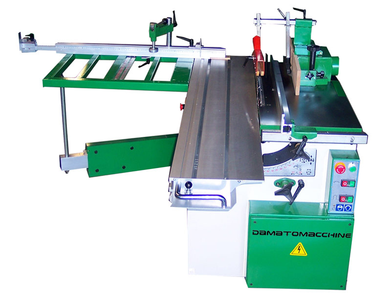 Woodworking sliding Table Saw Tsi Super 1600 by Damatomacchine