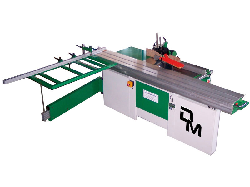 Woodworking Sliding Table Saw TSI Super 2600