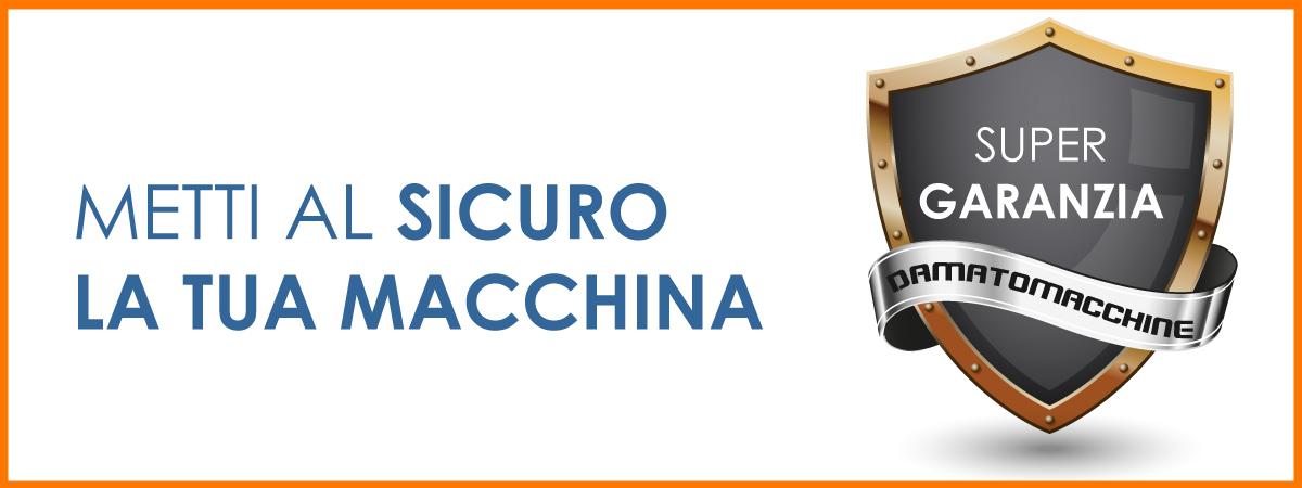 Super garanzia damatomacchine dm italia for Damato macchine utensili