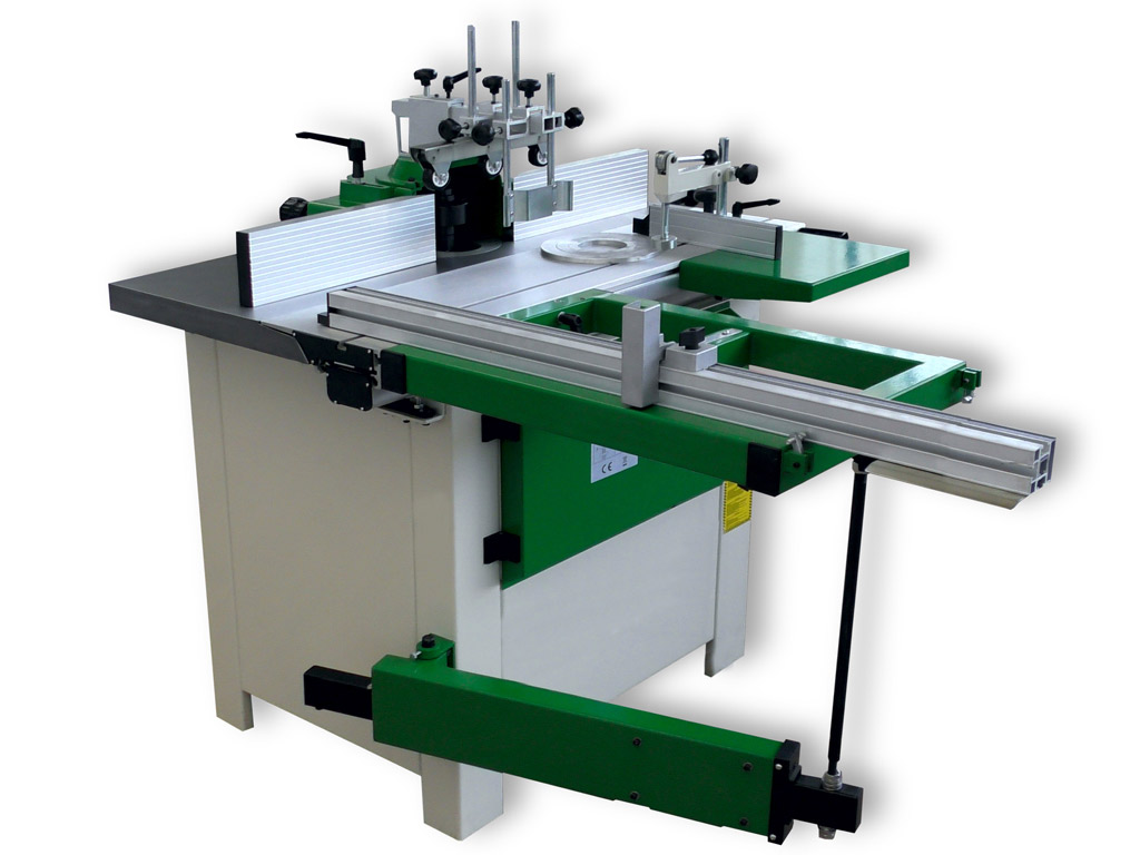 Spindle moulder Open Wagon by Damatomacchine