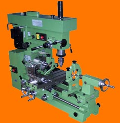 milling drilling and lathe combo machines