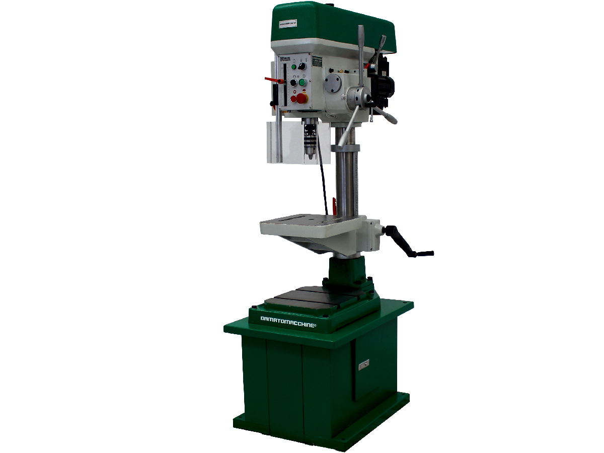 Drilling Milling machine Wilson TF 2.0 Automatic from Damatomacchine
