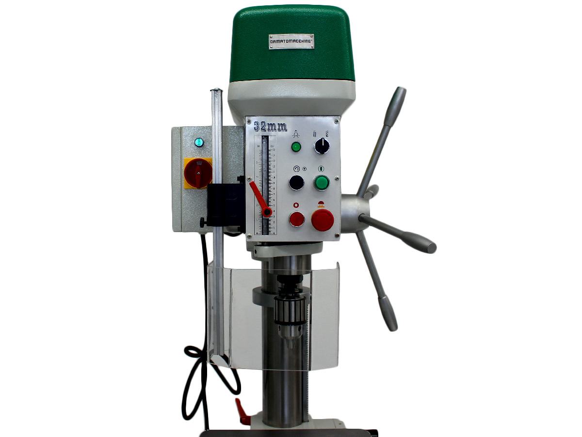 Drilling-Milling Machine Wilson TF 3.2 by Damatomacchine