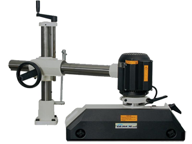 Single-phase Power Feeder, 4 rollers, 8 speeds, 750 W - Also available in three-phase version