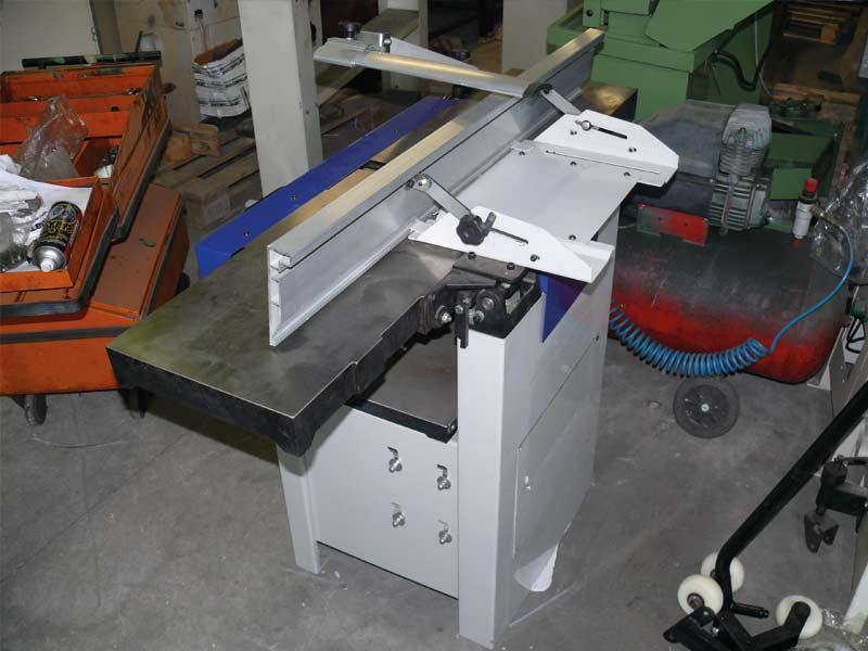 Pialla a Filo e Spessore per legno Usata Modello Omega FS 300