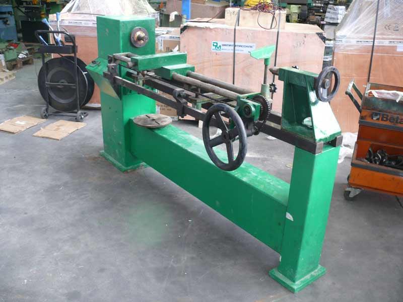 Tornio per legno usato modello TB120