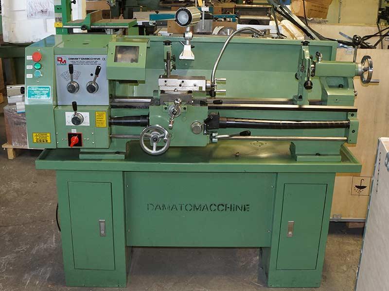 Tornio usato Semi Professionale Multitech 800