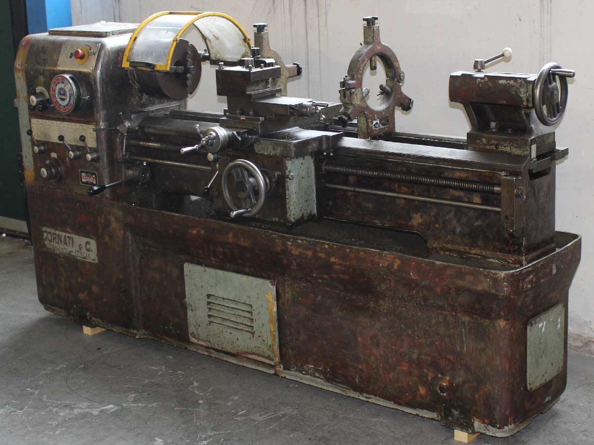 torni e macchine utensili per metalli usati di