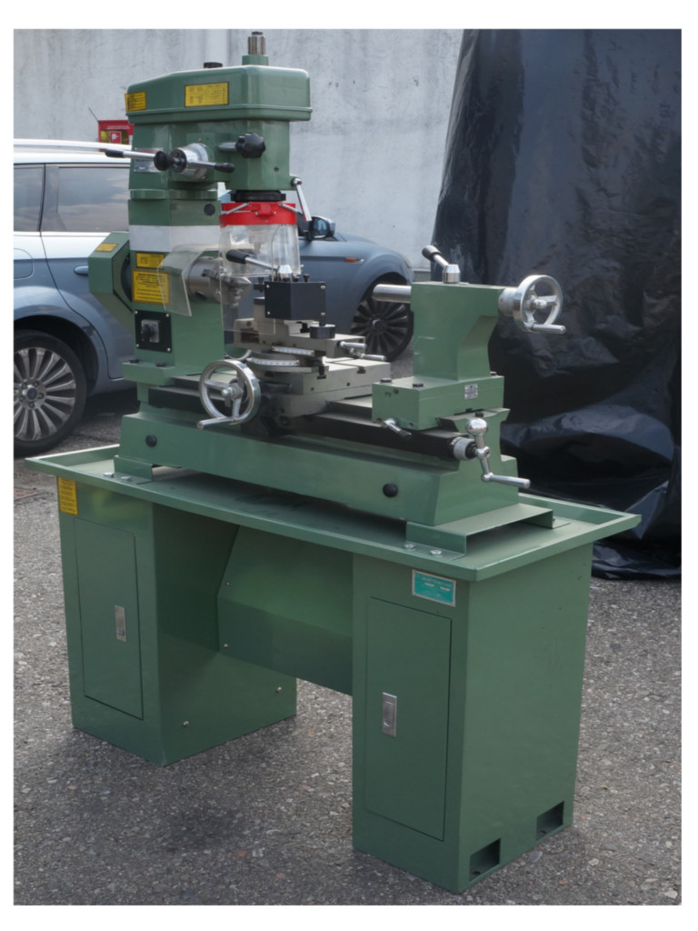 Torni e macchinari usati per lavorare i metalli di for Damatomacchine usato