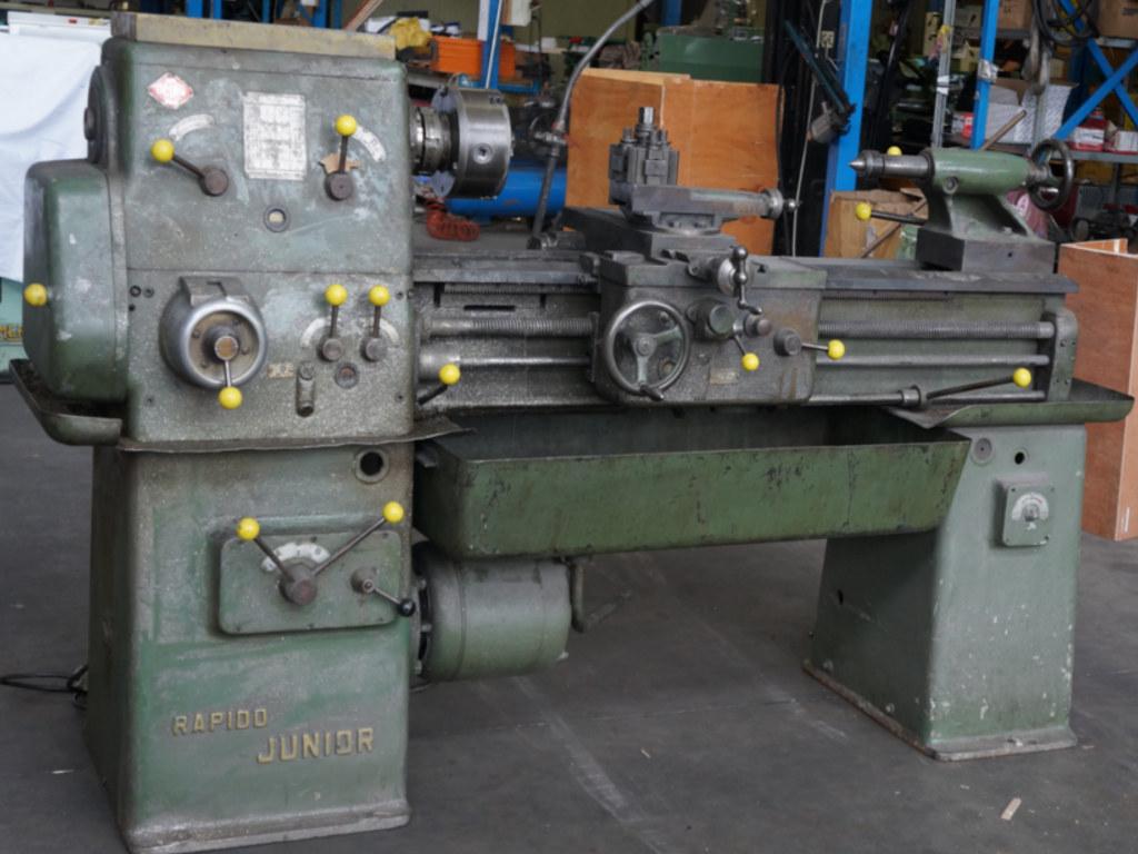 cerco tornio per ferro usato torni e macchinari usati per lavorare i metalli di