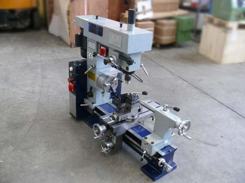 Tornio per metalli usato modello hq 500 for Piccolo tornio per metalli usato