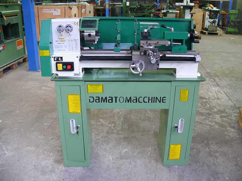 Torni usati e macchine utensili per metalli usate dm italia for Tornio damatomacchine