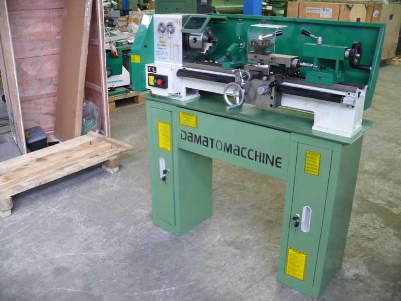 Torni usati e macchine utensili per metalli usate dm italia for Damatomacchine usato