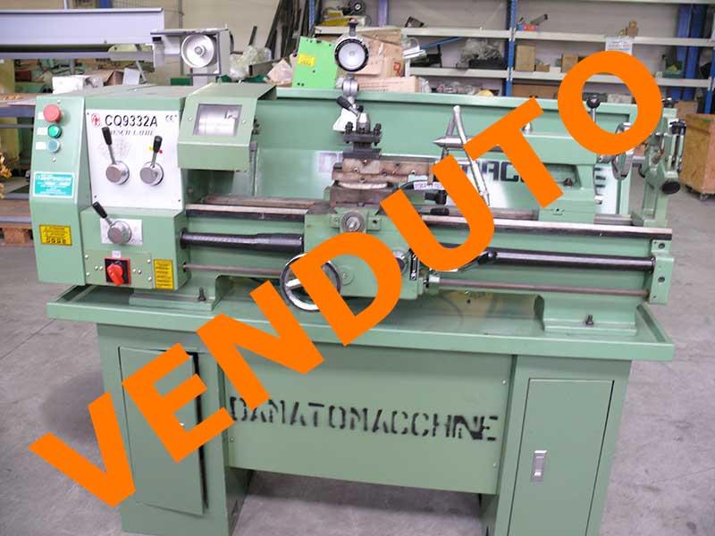 Torni usati e macchine utensili per metalli usate dm italia for Tornio da banco per metalli usato