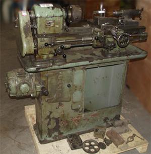Vendita di torni e fresatrici per metalli usati dm italia for Piccolo tornio per metalli usato