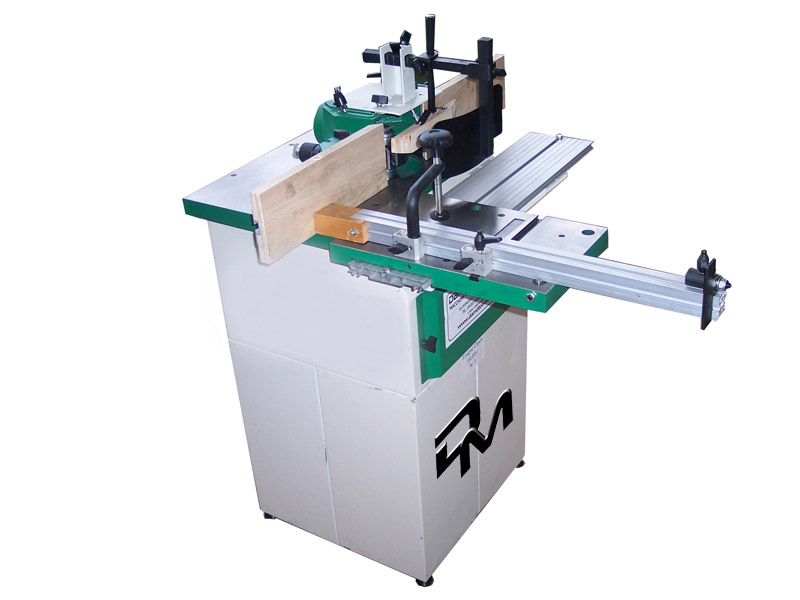 Woodworking spindle moulder