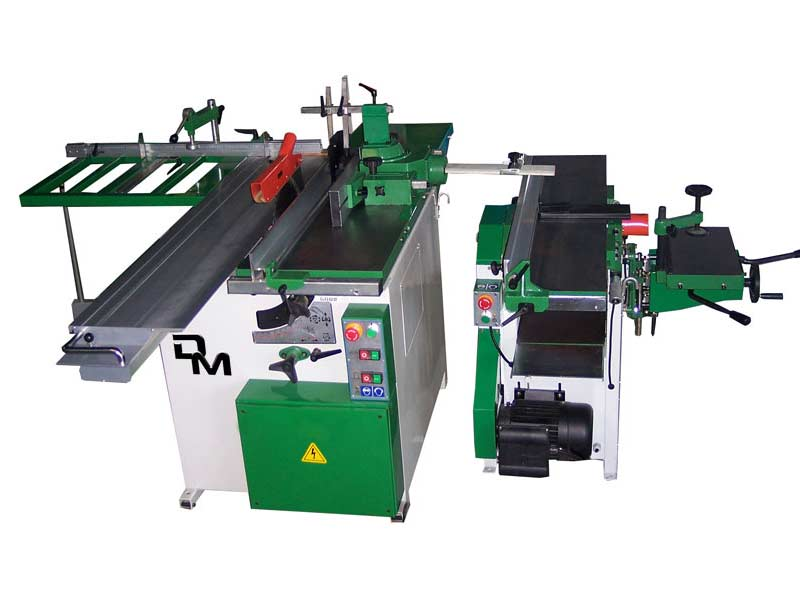 Split combination machine Mitica Super