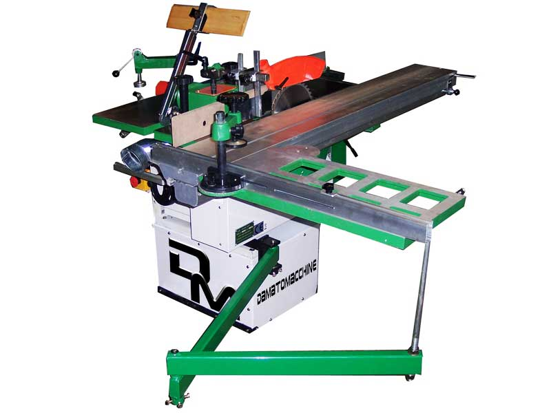 Woodworking combination machine 7 function 