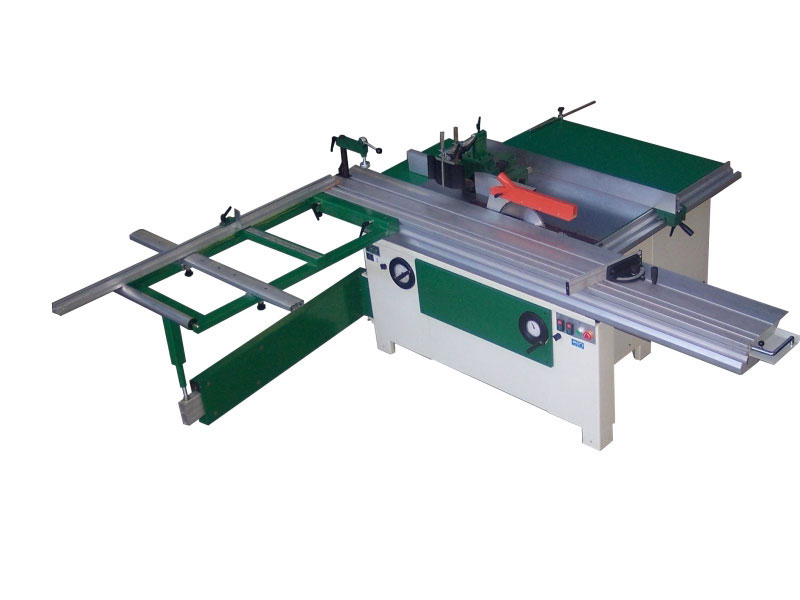 Table Saw with Spindle Moulder and Crosscut Capacity of 2600 mm